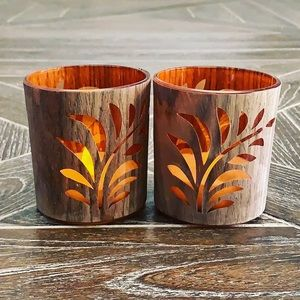 Other - Candle Holder 2 PCS